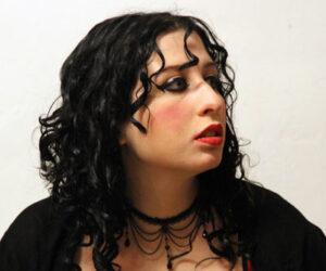 la musicista Francesca Di Vaio