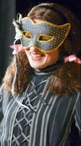 l'attrice Grazia Carrera