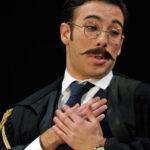 l'attore Federico Costanzo