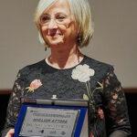 Rosa Startari ritira il Premio Miglior Attrice