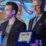 la compagnia ritira il Premio Migliore Spettacolo Teatro Martegani