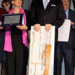 la compagnia ritira il premio memorial Paini