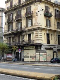 Napoli Corso del Rettifilo
