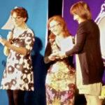 Rosa Startari riceve il premio migliore attrice