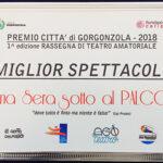 Targa Premio Città di Gorgonzola