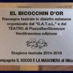 targa Bicocchin d'Or