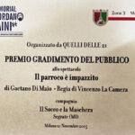 premio pubblico memorial paini