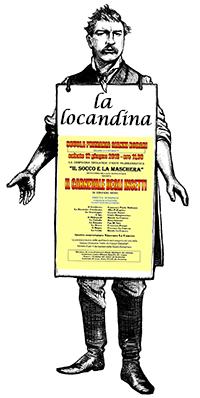 manifesto della fantasia teatrale Il carnevale degli insetti