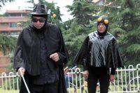 una scena dello spettacolo Il carnevale degli insetti
